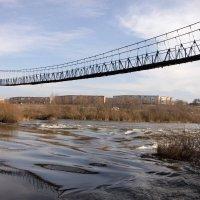 Подвесной мост :: Алексей Дмитриев