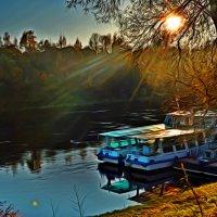 В ожидании навигации... :: Vladimir Semenchukov