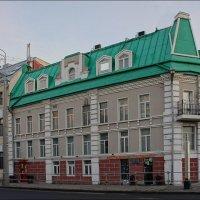 Домик с балконом... :: марк