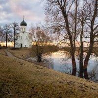 Церковь Покрова на Нерли 1 :: Юрий Морозов