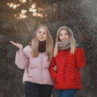 Зимние прогулки :: Татьяна Афанасьева