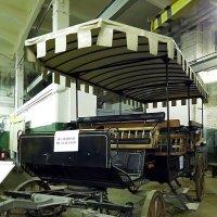 Экспонат Музея электрического городского транспорта (Санкт-Петербург) :: Ольга И