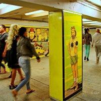 Рига, подземный переход. :: Liudmila LLF