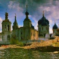 Град Китеж. :: Николай Кондаков
