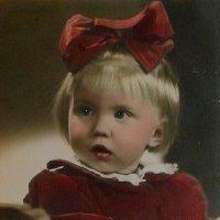1956 год город Веймар, а мне исполнилось два года :: Надежд@ Шавенкова