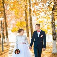 wedding in autumn :: Ирина Айрисер