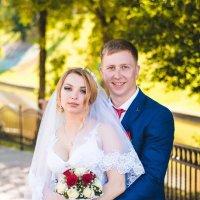 свадебная фотосессия летом :: Ирина Айрисер