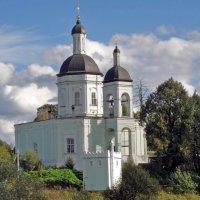 Троицкая церковь в Ельдигино. :: Ольга Довженко