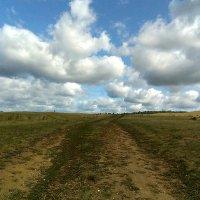 Весенние облака... :: Дмитрий Петренко
