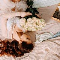 утро невесты :: Анастасия Плесская