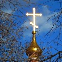 Креста сияние :: Анатолий Мо Ка