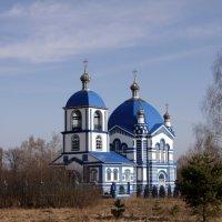 Храм Рождества Христова в Товарково :: Алексей Дмитриев