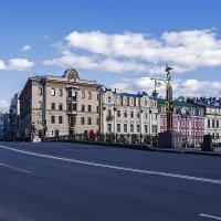 Пантелеевский мост. :: Александр