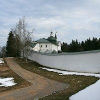 Иверский монастырь :: Зуев Геннадий