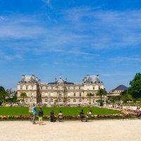 Люксембургский дворец :: Eldar Baykiev