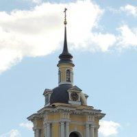 Колокольня Покровского женского монастыря в Москве. :: Александр Качалин