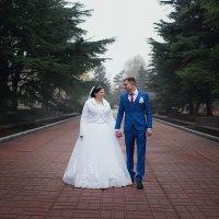 Пасмурный,хмурый,очень холодный свадебный день :: Солнечная Лисичка =Дашка Скугарева