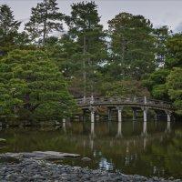 Еще один мостик в императорском саду Киото :: Shapiro Svetlana
