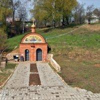 Пещерный храм Димитрия Солунского в Талицах :: Ольга Довженко