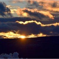 На закате.. :: Александр Шимохин