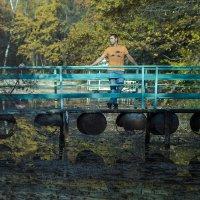 На мостике :: Антуан Мирошниченко