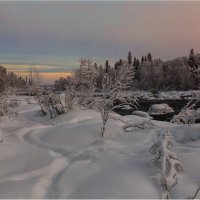 зимними тропами... :: Владимир Чикота