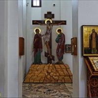 Интерьер монастыря. :: Anatol L