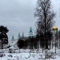 Окрестности монастыря :: Татьяна Тюменка
