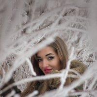 Зимние портреты_3 :: Julia Martinkova