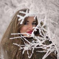 Зимние портреты_1 :: Julia Martinkova