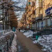 Проспект Мира.(г.Комсомольск-на-Амуре). :: Виктор Иванович