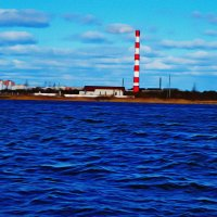 Про маяк и про моря... :: Vladimir Semenchukov