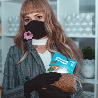 Скажи коронавирусу: «Нет» :: Ольга Токмакова