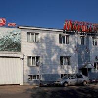 Знаменитая табачная фабрика. Моршанск. Тамбовская область :: MILAV V