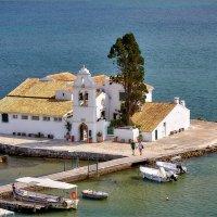 Монастырь в Греции,Керкира :: Сергей Величко