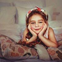 Милая девочка :: Ирина Антонова