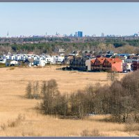 Вид на район Тискре. :: Jossif Braschinsky