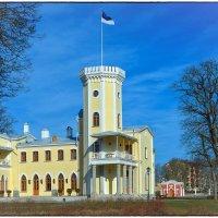 Замок SCHLOSS FALL в Кейла Йоа. :: Jossif Braschinsky