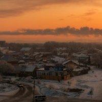 Морозное утро. :: Виктор Иванович Чернюк