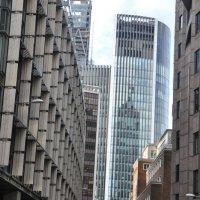 Сити - деловая часть Лондона :: Борис