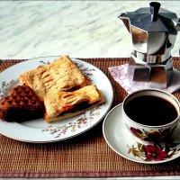 Любимый кофе :: Нина Корешкова