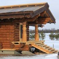 Охотничье хозяйство Бобровское,гостевой дом. :: Павел