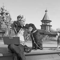 #путешествия с собаками :: Тата Казакова