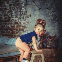 Милый ребёнок. :: Ирина Антонова