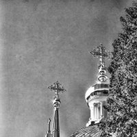 Пантелеимоновский храм мкр. Заветы Ильича г. Пушкино :: Андрей