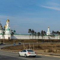 Воскресенский Ново-Иерусалимский монастырь :: Yuri Chudnovetz
