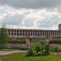 Монастырские стены. Кириллов. Вологодская область :: MILAV V
