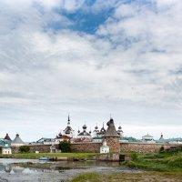 Соловецкий монастырь. Прошлогоднее поломничество. :: Евгений Ваулин