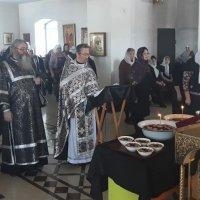 Служба в храме... :: Георгиевич
