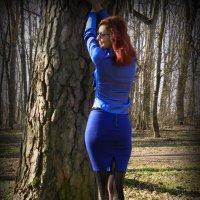 Игра теней и света в старом парке :: Павел Fotoflash911 Никулочкин